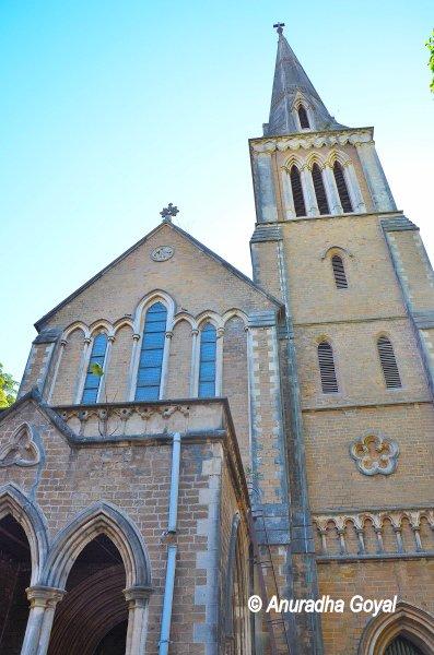 अफ़ग़ान चर्च - कोलाबा के गिरजाघर
