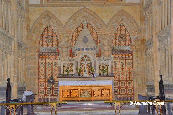 अफ़ग़ान चर्च कोलाबा मुंबई