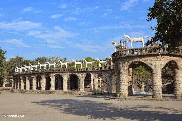 चंडीगढ़ के रॉक गार्डन का तीसरा चरण