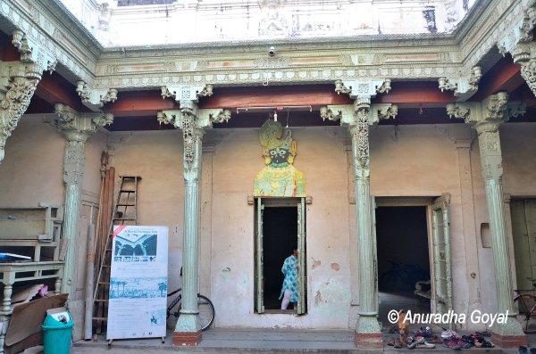 रामजी मंदिर - अहमदाबाद