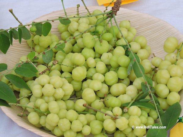 आंवला के फल