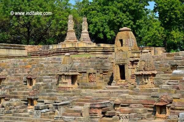 सूर्य कुंड - सूर्य मंदिर मोढेरा