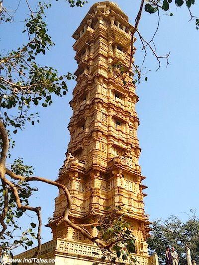 चित्तोरगढ़ का विजय स्तम्भ