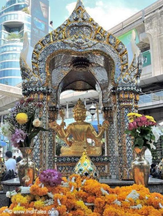 एरावन मंदिर - बैंकॉक