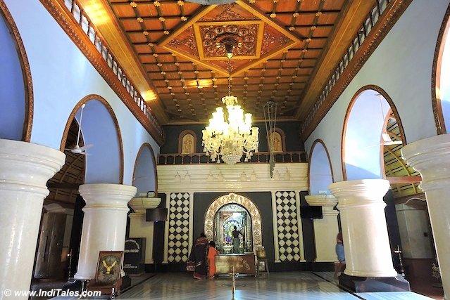 श्री देवकी कृष्णा मंदिर - गोवा