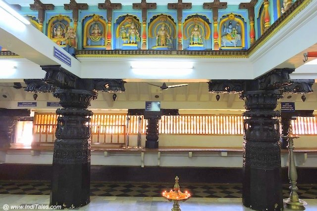 श्री महालसा नारायणी देवस्थान - मर्दोल, गोवा