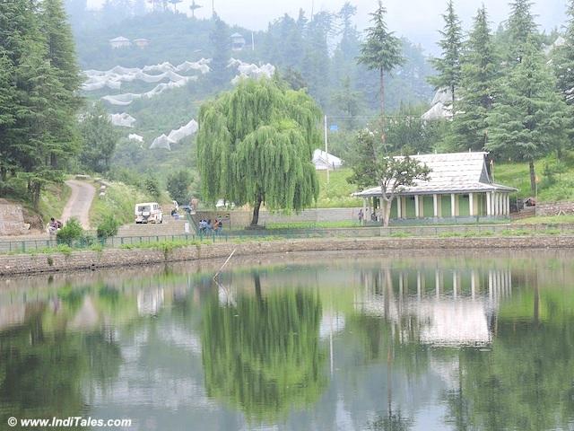 तानी झुब्बर झील - हिमाचल प्रदेश पर्यटक स्थल