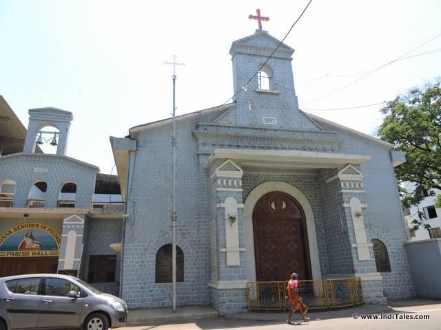 सिलवासा की रोमन कैथोलिक चर्च