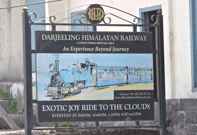 दार्जीलिंग हिमालय रेल - यूनेस्को विश्व धरोहर