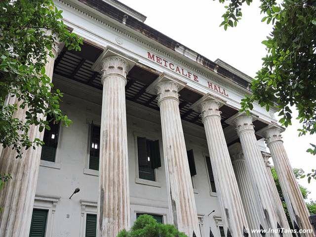 मेटकैफ हॉल - कोल्कता