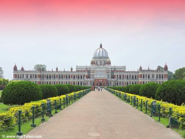 View of Cooch Behar Rajbadi