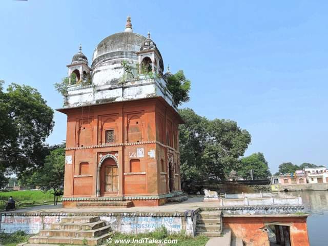 लक्ष्मी नारायण मंदिर - पंचक्रोशी यात्रा यात्रा पथ पे
