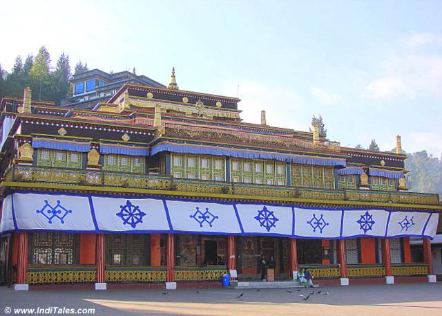 Rumtek Buddhist Monastery