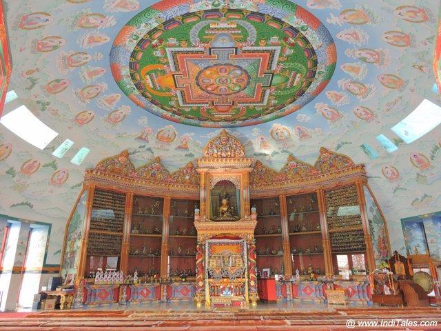जर्मनी का कलात्मक बौद्ध विहार