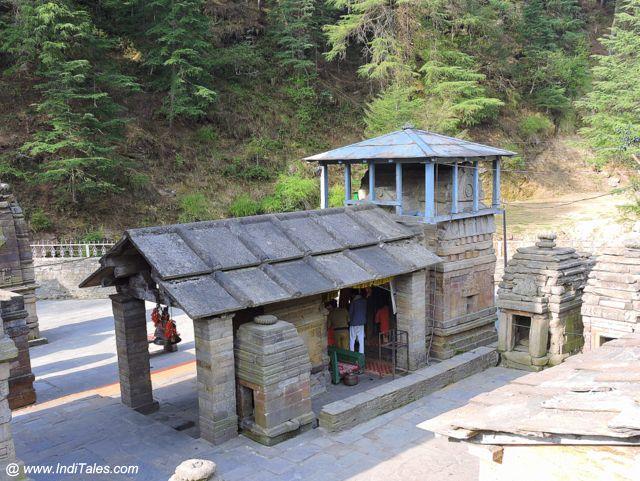 पुष्टि देवी मंदिर - जागेश्वर