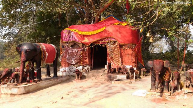 समय माई मंदिर - तिलौराकोट - नेपाल