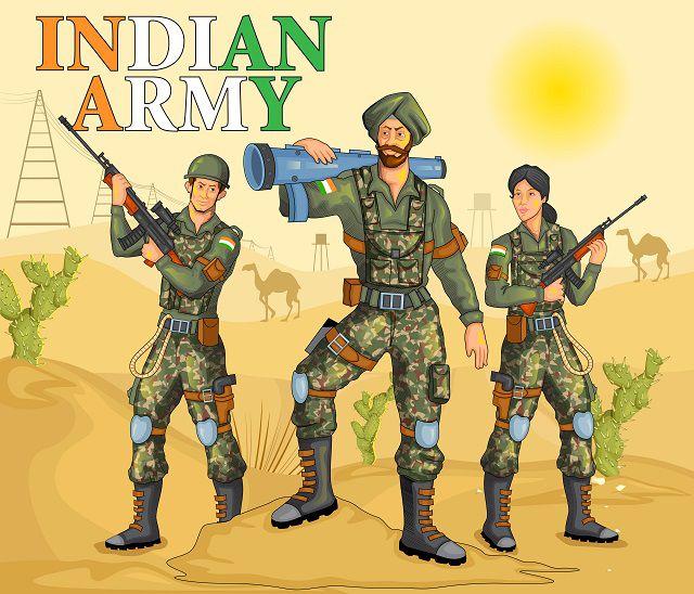 सैन्य बल में सेवा - दुनिया घुमने एक अनोखा साधन
