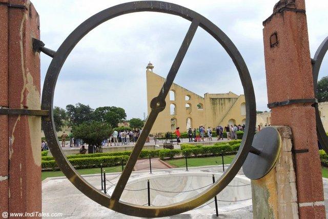 चक्र यन्त्र - जंतर मंतर जयपुर