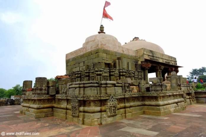 हरषत माता मंदिर - आभानेरी, राजस्थान