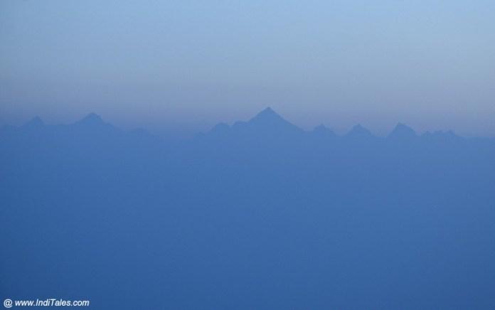 हिमालय की नंदा देवी श्रंखला