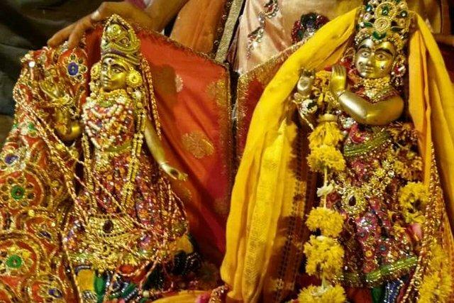 कृष्ण रुक्मिणी विवाह