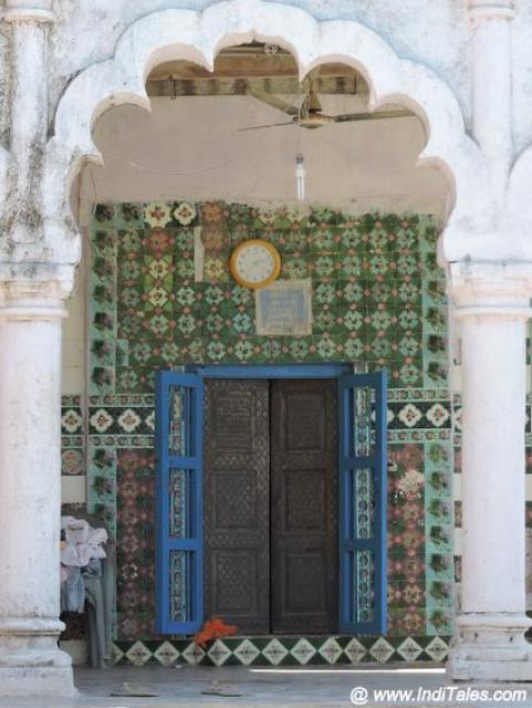 बेट द्वारका में मीरा बाई का मंदिर