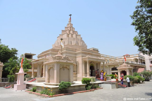 Shree Yantra Structure Temple