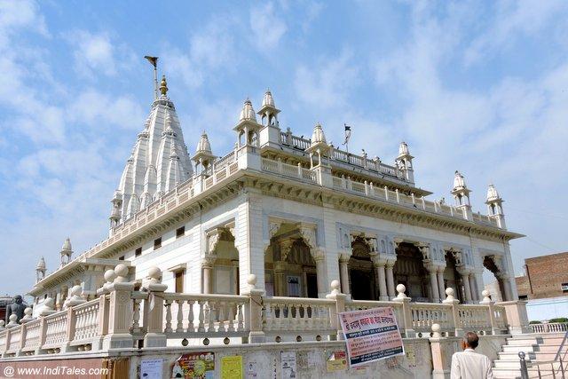 फिरोजाबाद का दिगंबर जैन मंदिर