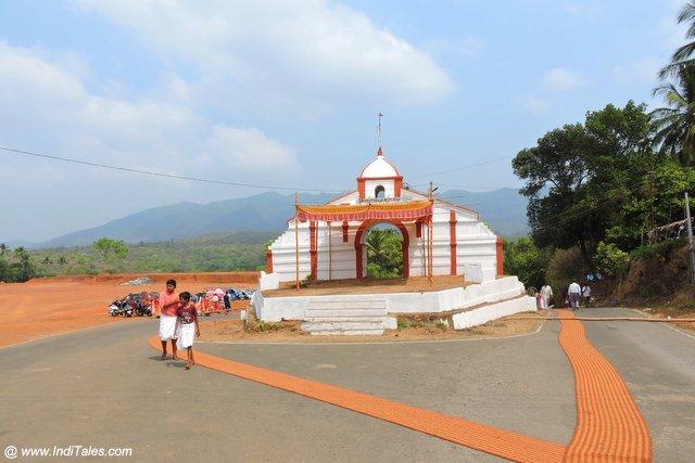 मल्लिकार्जुन मंदिर श्रीस्थल का प्रथम द्वार