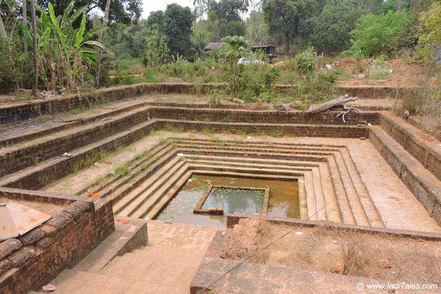 मल्लिकार्जुन मंदिर पुष्कर्णी