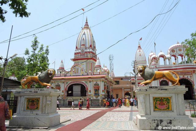 दक्ष महादेव मंदिर - कनखल हरिद्वार