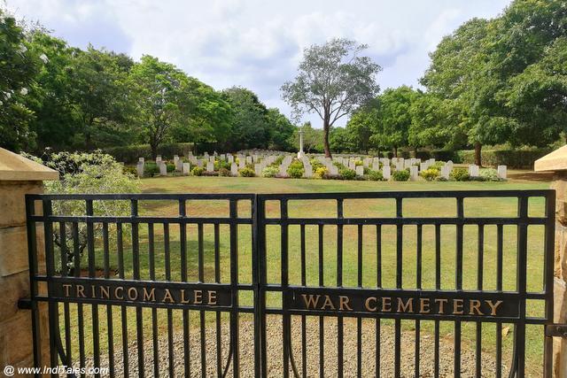 त्रिंकोमाली युद्ध स्मारक