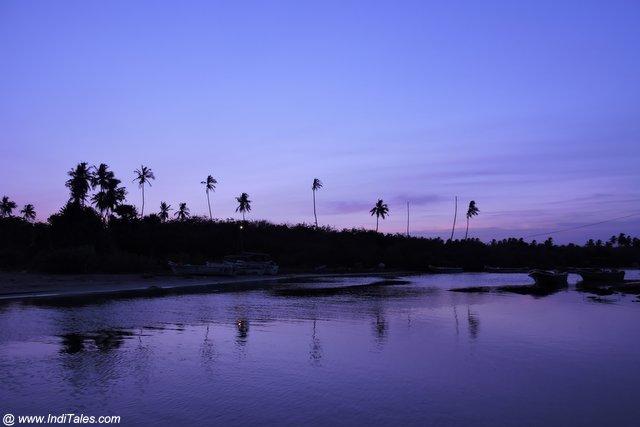 उप्पुवेली समुद्रतट श्री लंका