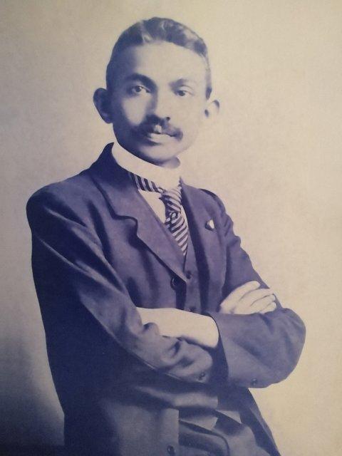 वकील मोहनदास करमचंद गाँधी