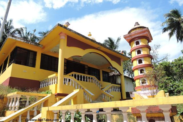 आर्या दुर्गा मंदिर - गोवा