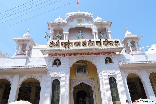 Charbhuja Temple