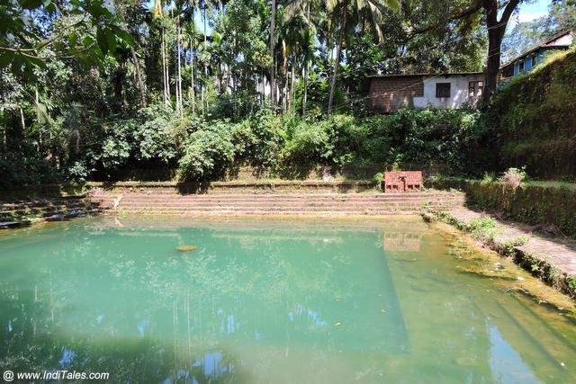 सप्तकोटेश्वर मंदिर कुंड
