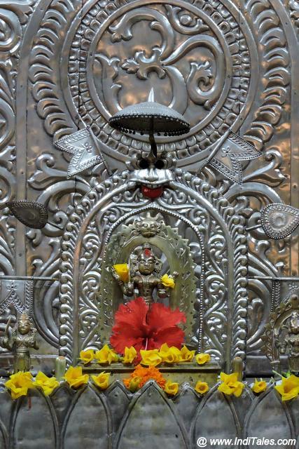 वन देवी मंदिर - गोवा