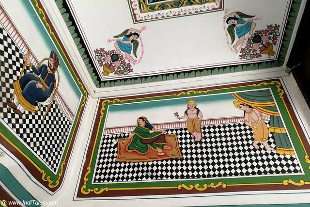Tibdewal Haveli - Jhunjhunu