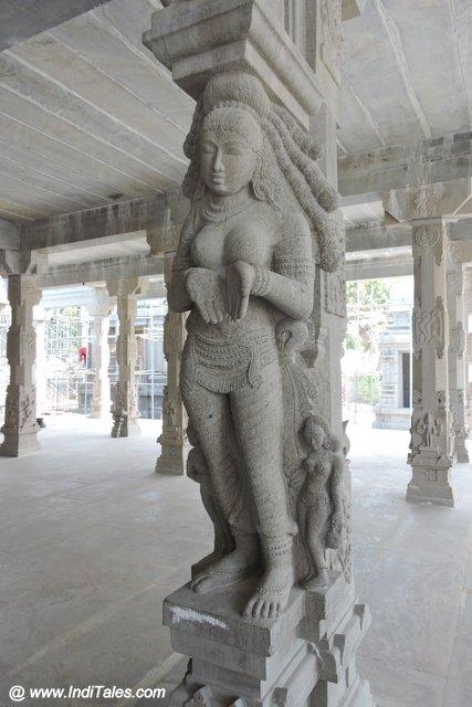 Mandodari Sculpture