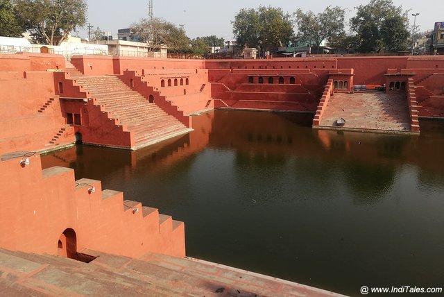 Potra Kund at Mathura