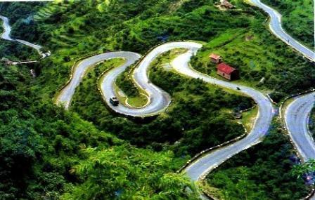 Camel Back Road Mussoorie Uttarkhand