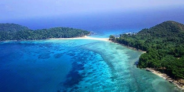 Cinque Island, Ideal place for Scuba Diving