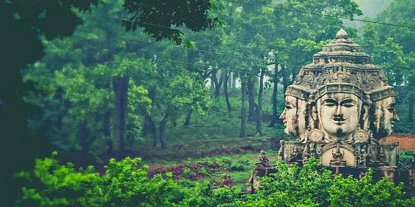 Amarkantak Temple