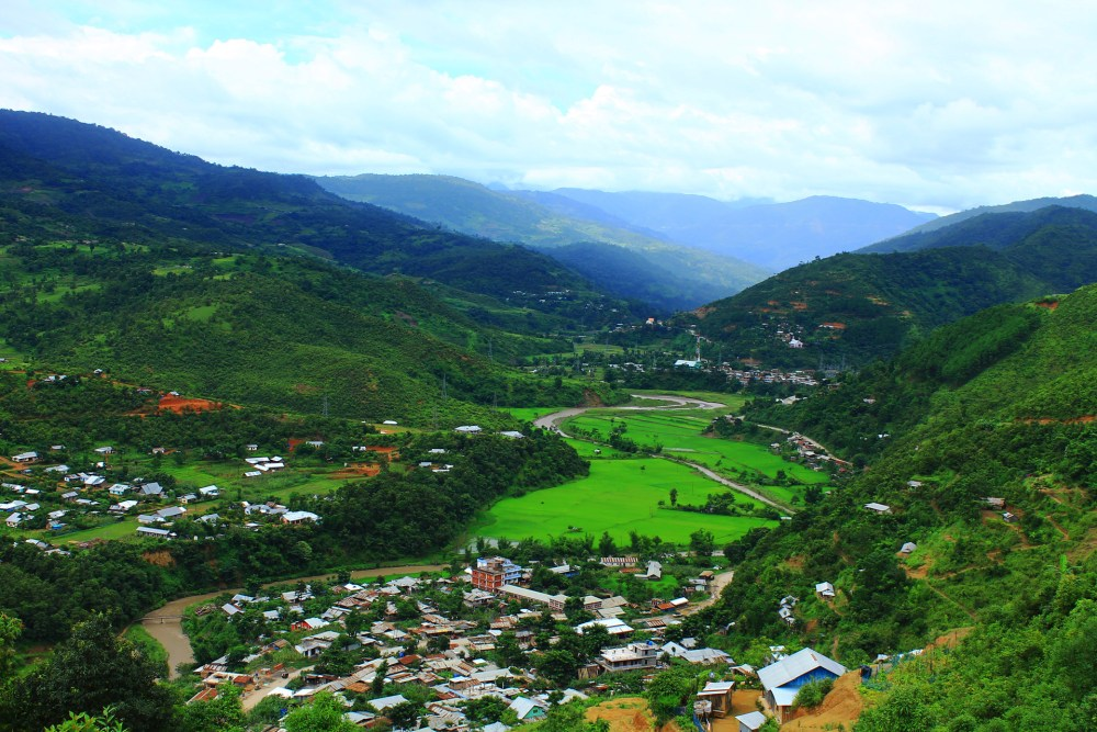 Beauty of Mizoram