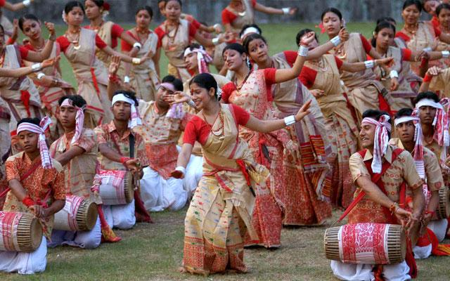 Bihu Festival Assam Inditrip