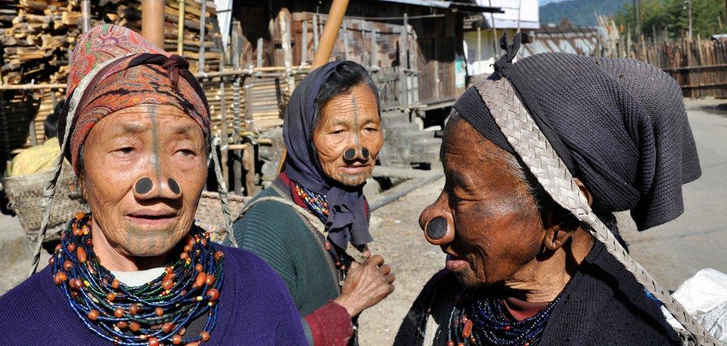 Diverse Tribe of arunachal Pradesh