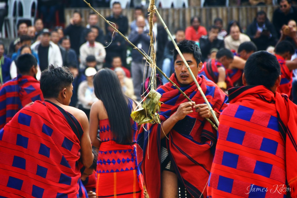 Chang Tribe of Nagaland