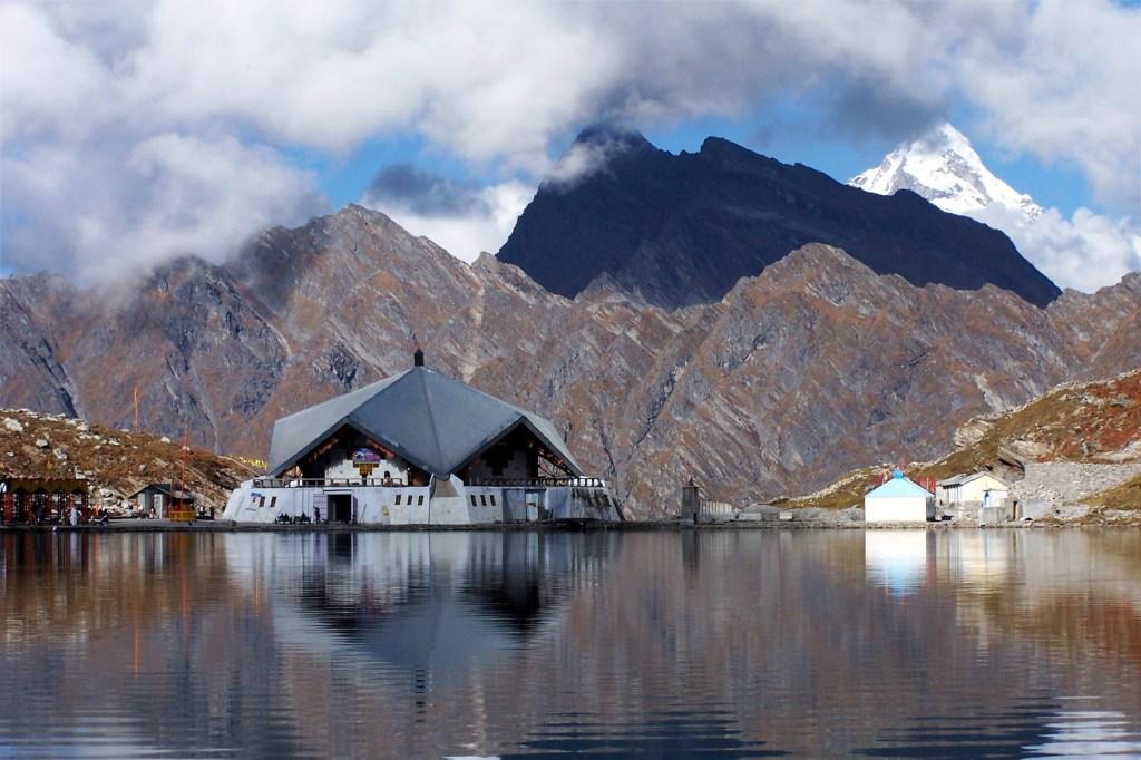 Gurudwara Hemkund Sahib Uttarakhand