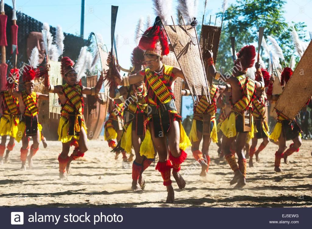 Rengma Tribe Nagaland